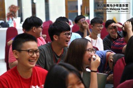 马来西亚 第六届南马少年圣乐营 6th South Malaysia Youth Church Music Camp B03-043