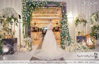 Malaysia Kuala Lumpur Wedding Event Kiong Art Wedding Deco Decoration One-stop Wedding Planning of Nelson and Jeanine Wedding 陈永馨 中国好声音 A11-A01-28