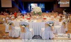Malaysia Kuala Lumpur Wedding Event Kiong Art Wedding Deco Decoration One-stop Wedding Planning of Nelson and Jeanine Wedding 陈永馨 中国好声音 A11-A02-10