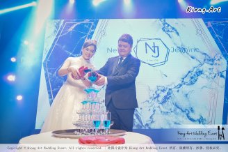 Malaysia Kuala Lumpur Wedding Event Kiong Art Wedding Deco Decoration One-stop Wedding Planning of Nelson and Jeanine Wedding 陈永馨 中国好声音 A11-A03-16