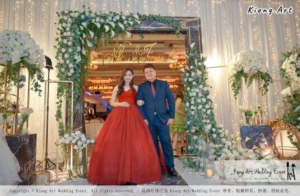 Malaysia Kuala Lumpur Wedding Event Kiong Art Wedding Deco Decoration One-stop Wedding Planning of Nelson and Jeanine Wedding 陈永馨 中国好声音 A11-A04-13