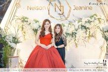 Malaysia Kuala Lumpur Wedding Event Kiong Art Wedding Deco Decoration One-stop Wedding Planning of Nelson and Jeanine Wedding 陈永馨 中国好声音 A11-A04-30