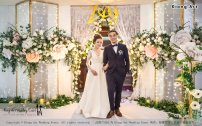 Malaysia Kuala Lumpur Wedding Decoration Kiong Art Wedding Deco One-stop Wedding Planning Selangor of Zhe and Ying Wedding at Hotel Equatorial Melaka A12-A01-22