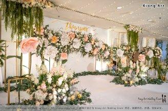 Malaysia Kuala Lumpur Wedding Decoration Kiong Art Wedding Deco One-stop Wedding Planning Selangor of Zhe and Ying Wedding at Hotel Equatorial Melaka A12-D01-05