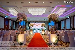 Malaysia Kuala Lumpur Wedding Decoration Kiong Art Wedding Deco One-stop Wedding Planning Selangor of Zhe and Ying Wedding at Hotel Equatorial Melaka A12-E01-23