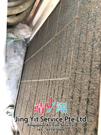 Singapore AirCon Service Air Conditioning Cleaning Repairing and Installation Air-con Gas Refill Aircon Chemical Wash Singapore Jing Yit Service Pte Ltd A03-08