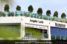 柔佛峇株巴辖 女孩女士连身裙 Angela Lady Collection 女士晚装 长裙 晚礼服 晚礼服裙 潮流精品 时尚饰品 女士服装衣服 牛仔裤 裙子 裤子 马来西亚 A03-006