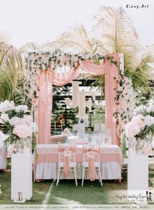 Malaysia Kuala Lumpur Wedding Decoration Kiong Art Wedding Deco Eternal Registration of Marriage Ceremony Open-air Party of Jack and Fish ROM at Kluang Container Hotel A14-A01-011