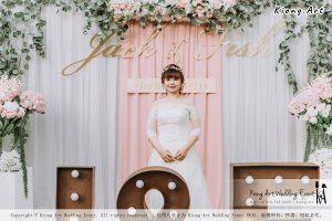 Malaysia Kuala Lumpur Wedding Decoration Kiong Art Wedding Deco Eternal Registration of Marriage Ceremony Open-air Party of Jack and Fish ROM at Kluang Container Hotel A14-A01-067