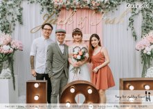 Malaysia Kuala Lumpur Wedding Decoration Kiong Art Wedding Deco Eternal Registration of Marriage Ceremony Open-air Party of Jack and Fish ROM at Kluang Container Hotel A14-A01-076