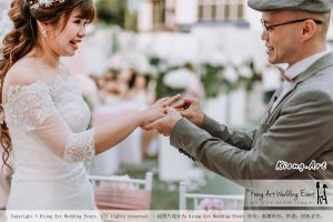 Malaysia Kuala Lumpur Wedding Decoration Kiong Art Wedding Deco Eternal Registration of Marriage Ceremony Open-air Party of Jack and Fish ROM at Kluang Container Hotel A14-A01-124