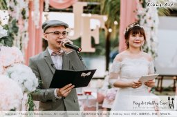 Malaysia Kuala Lumpur Wedding Decoration Kiong Art Wedding Deco Eternal Registration of Marriage Ceremony Open-air Party of Jack and Fish ROM at Kluang Container Hotel A14-A01-140