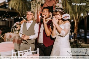 Malaysia Kuala Lumpur Wedding Decoration Kiong Art Wedding Deco Eternal Registration of Marriage Ceremony Open-air Party of Jack and Fish ROM at Kluang Container Hotel A14-A01-249