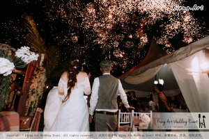 Malaysia Kuala Lumpur Wedding Decoration Kiong Art Wedding Deco Eternal Registration of Marriage Ceremony Open-air Party of Jack and Fish ROM at Kluang Container Hotel A14-A01-253