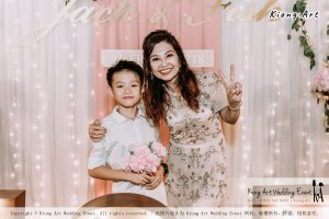 Malaysia Kuala Lumpur Wedding Decoration Kiong Art Wedding Deco Eternal Registration of Marriage Ceremony Open-air Party of Jack and Fish ROM at Kluang Container Hotel A14-A01-269