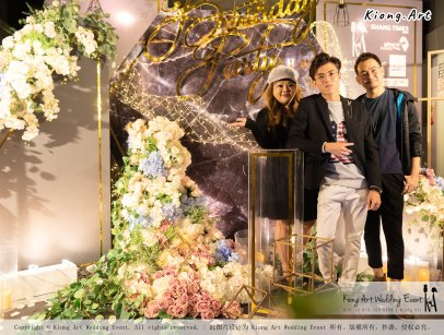 Online Star Birthday Party Ah Jie 文王爷 网红 at Our Place Cafe Puchong Malaysia Kuala Lumpur Wedding Decoration Kiong Art Wedding Deco One-stop Wedding Planning Selangor A13-A01-07