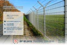 BP Wijaya Trading Sdn Bhd Pagar Malaysia Selangor Kuala Lumpur Pengeluar Pagar Keselamatan Pagar Taman Pagar Bangunan Pagar Kilang Pagar Rumah Bandar Pemborong Pagar Keselamatan A01-005