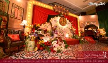 Kuala Lumpur Wedding Deco Decoration Kiong Art Wedding Deco Old Shanghai Style Wedding 旧上海风情婚礼 Steven and Tze Hui at Golden Dragonboat Restaurant 金龙船鱼翅海鲜酒家 Malaysia A16-A02-020