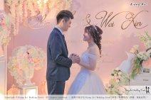Malaysia Wed Kuala Lumpur Wedding Deco Decoration Kiong Art Wedding Deco Warm and Happy Wedding Theme Chia Hao and Wei Xin Sin Yang Restaurant Batu Pahat A15-A01-022