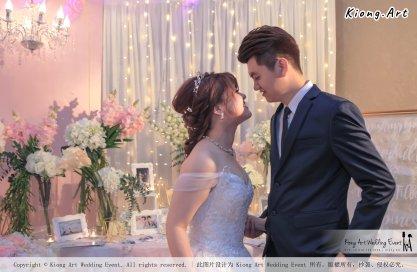 Malaysia Wed Kuala Lumpur Wedding Deco Decoration Kiong Art Wedding Deco Warm and Happy Wedding Theme Chia Hao and Wei Xin Sin Yang Restaurant Batu Pahat A15-A01-028