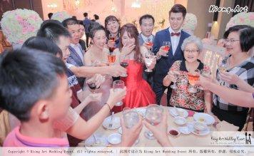 Malaysia Wed Kuala Lumpur Wedding Deco Decoration Kiong Art Wedding Deco Warm and Happy Wedding Theme Chia Hao and Wei Xin Sin Yang Restaurant Batu Pahat A15-A01-042