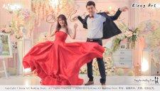 Malaysia Wed Kuala Lumpur Wedding Deco Decoration Kiong Art Wedding Deco Warm and Happy Wedding Theme Chia Hao and Wei Xin Sin Yang Restaurant Batu Pahat A15-A01-065