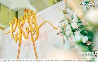 Kuala Lumpur Wedding Event Deco Wedding Planner Kiong Art Wedding Event 吉隆坡一站式婚礼策划布置 Klang Commercial Convention Centre KCCC 巴生皇城商务会展中心 A01-016