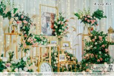 Kuala Lumpur Wedding Event Deco Wedding Planner Kiong Art Wedding Event 吉隆坡一站式婚礼策划布置 Klang Commercial Convention Centre KCCC 巴生皇城商务会展中心 B01-008