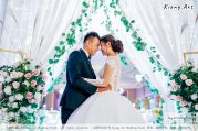 Kuala Lumpur Wedding Event Deco Wedding Planner Kiong Art Wedding Event 吉隆坡一站式婚礼策划布置 Klang Commercial Convention Centre KCCC 巴生皇城商务会展中心 E01-018