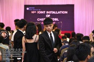 10th Joint Installation of Batu Pahat Chinese High School CHS and SMK Dato Bentara Luar SDBL - EPIPHANY - Interact Club - Rotary Sponsored Club The Katerina Hotel Batu Pahat A08