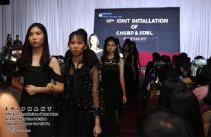 10th Joint Installation of Batu Pahat Chinese High School CHS and SMK Dato Bentara Luar SDBL - EPIPHANY - Interact Club - Rotary Sponsored Club The Katerina Hotel Batu Pahat C09