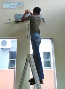 Cool Man Air-Cond Batu Pahat Air Cond Service Air-Cond Installation Air Conditioning 酷酷冷气 冷气维修服务 冷器安装 峇株巴辖 冷气服务 A10
