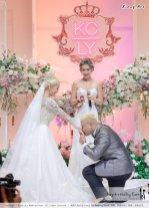 黑哥与林云姐 婚礼 Khen Chua and Leng Yein Wedding at KLCC Convention Centre Declaration of Love 爱的宣言 马来西亚 全民姐姐 Kuala Lumpur Wedding Event Deco Wedding Kiong Art Wedding Event 吉隆坡一站式婚礼策划布置 E01-039
