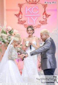黑哥与林云姐 婚礼 Khen Chua and Leng Yein Wedding at KLCC Convention Centre Declaration of Love 爱的宣言 马来西亚 全民姐姐 Kuala Lumpur Wedding Event Deco Wedding Kiong Art Wedding Event 吉隆坡一站式婚礼策划布置 E01-041