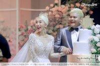 黑哥与林云姐 婚礼 Khen Chua and Leng Yein Wedding at KLCC Convention Centre Declaration of Love 爱的宣言 马来西亚 全民姐姐 Kuala Lumpur Wedding Event Deco Wedding Kiong Art Wedding Event 吉隆坡一站式婚礼策划布置 F01-006