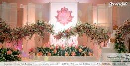 黑哥与林云姐 婚礼 Khen Chua and Leng Yein Wedding at KLCC Convention Centre Declaration of Love 爱的宣言 马来西亚 全民姐姐 Kuala Lumpur Wedding Event Deco Wedding Kiong Art Wedding Event 吉隆坡一站式婚礼策划布置 A01-020