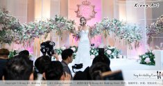 黑哥与林云姐 婚礼 Khen Chua and Leng Yein Wedding at KLCC Convention Centre Declaration of Love 爱的宣言 马来西亚 全民姐姐 Kuala Lumpur Wedding Event Deco Wedding Kiong Art Wedding Event 吉隆坡一站式婚礼策划布置 D01-011