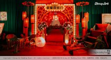 Kuala Lumpur Wedding Event Deco Wedding Planner Kiong Art Wedding Event 吉隆坡一站式婚礼策划布置 Klang WK Banquet Hall Oriental Traditional Culture Wedding 东方传统文化婚礼 B01-020