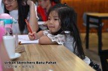 Urban Sketchers Batu Pahat 峇株吧辖 都市写生 A005