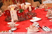 Kuala Lumpur Wedding Event Deco Wedding Planner Kiong Art Wedding Event 吉隆坡一站式婚礼策划布置 Grand Sea View Restaurant European and American Pastoral Style 欧美田园风格 A01-024