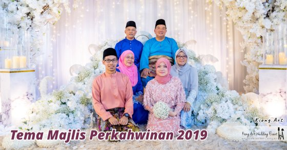 Kuala Lumpur Wedding Event Deco Wedding Planner Kiong Art Wedding Event Malay Wedding Theme Tema Majlis Perkahwinan Melayu 2019 A00-001