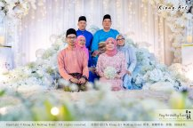Kuala Lumpur Wedding Event Deco Wedding Planner Kiong Art Wedding Event Malay Wedding Theme Tema Perkahwinan Melayu A01-025