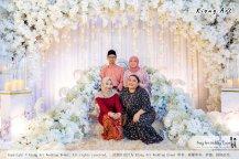 Kuala Lumpur Wedding Event Deco Wedding Planner Kiong Art Wedding Event Malay Wedding Theme Tema Perkahwinan Melayu A01-029