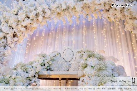 Kuala Lumpur Wedding Event Deco Wedding Planner Kiong Art Wedding Event Malay Wedding Theme Tema Perkahwinan Melayu A01-034