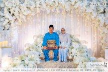 Kuala Lumpur Wedding Event Deco Wedding Planner Kiong Art Wedding Event Malay Wedding Theme Tema Perkahwinan Melayu A01-039