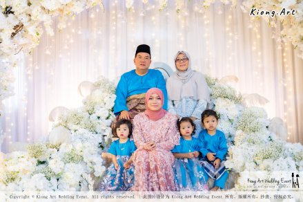 Kuala Lumpur Wedding Event Deco Wedding Planner Kiong Art Wedding Event Malay Wedding Theme Tema Perkahwinan Melayu A01-042