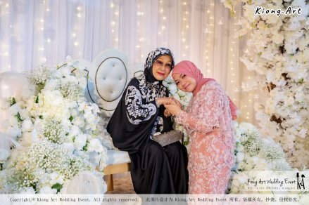 Kuala Lumpur Wedding Event Deco Wedding Planner Kiong Art Wedding Event Malay Wedding Theme Tema Perkahwinan Melayu A01-045