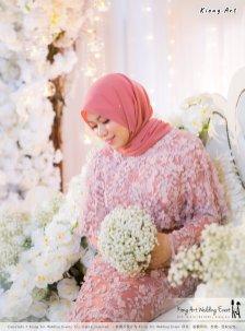 Kuala Lumpur Wedding Event Deco Wedding Planner Kiong Art Wedding Event Malay Wedding Theme Tema Perkahwinan Melayu A01-052