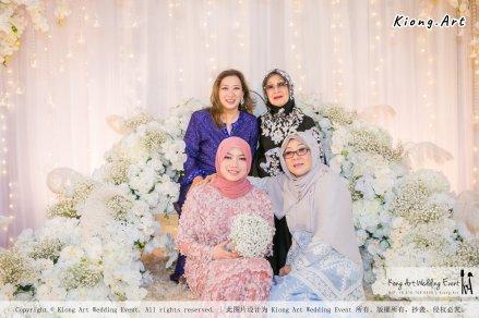 Kuala Lumpur Wedding Event Deco Wedding Planner Kiong Art Wedding Event Malay Wedding Theme Tema Perkahwinan Melayu A01-066
