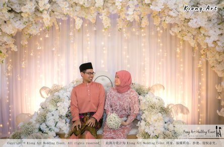 Kuala Lumpur Wedding Event Deco Wedding Planner Kiong Art Wedding Event Malay Wedding Theme Tema Perkahwinan Melayu A01-088